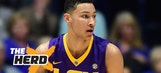 Is Ben Simmons slipping in the NBA Draft?