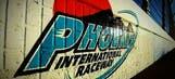 Trouble Spots at Phoenix Int'l Raceway
