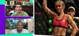 Professional dancer wants to fight Paige VanZant – 'TMZ Sports'