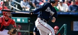 Sounding Off: Braves' Jace Peterson adds positional versatility in spring