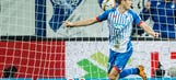 Kramaric curls one in early for Hoffenheim | 2015–16 Bundesliga Highlights