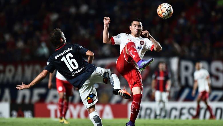San Lorenzo vs. Toluca | 2016 Copa Libertadores Highlights