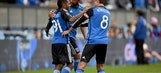 San Jose Earthquakes vs. Portland Timbers   2016 MLS Highlights