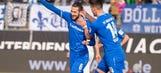 Wagner diving header doubles Darmstadt's lead | 2015–16 Bundesliga Highlights