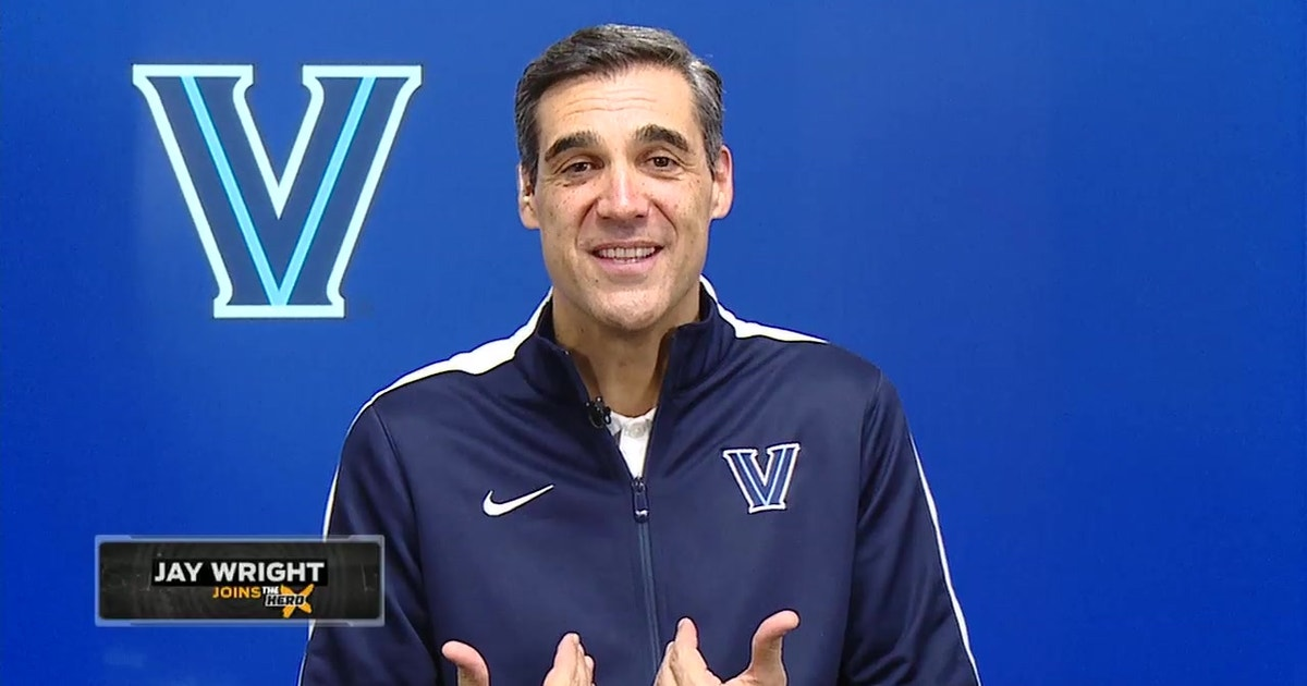 Jay Wright Explains His Classic Reaction To Game Winning