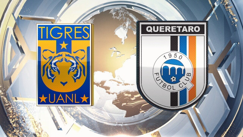 Tigres UANL vs. Queretaro | CONCACAF Champions League Highlights