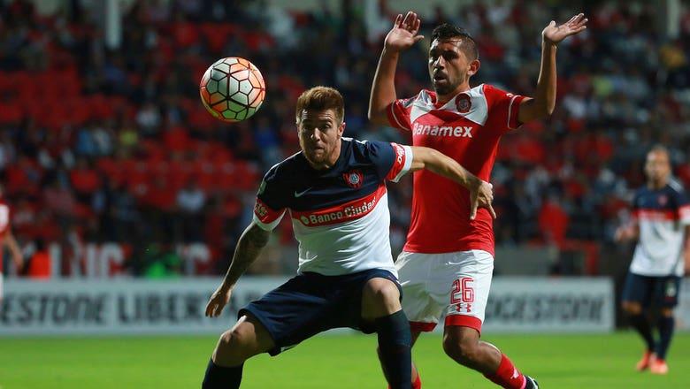 Toluca vs. San Lorenzo | 2016 Copa Libertadores Highlights
