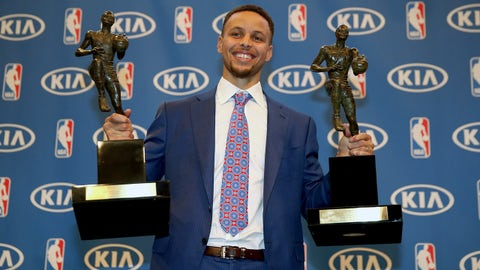 2015-16, Stephen Curry