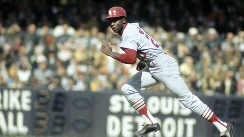 Lou Brock, 3,023 hits