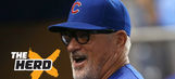Rob Manfred admits the Cubs winning the World Series is good for baseball – 'The Herd'