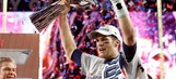 New England Patriots are still favored to win the Super Bowl, despite Tom Brady's suspension
