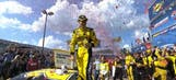CUP: Matt Kenseth Wins – Loudon 2016