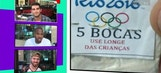 Drug dealers in Rio are getting into the Olympic spirit – 'TMZ Sports'