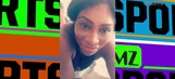Serena Williams broadcasts her massage live on Snapchat – 'TMZ Sports'