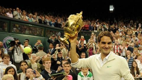2009 Wimbledon (d. Andy Roddick in 5)