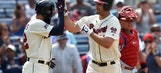 Braves LIVE To Go: Francoeur powers Braves past Phillies