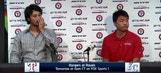 Yu Darvish on adjustments made despite loss to Royals