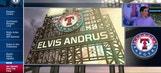 Rangers Live: Jon Daniels on Elvis' consistant play