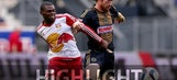 Philadelphia Union vs. New York Red Bulls | 2016 MLS Highlights