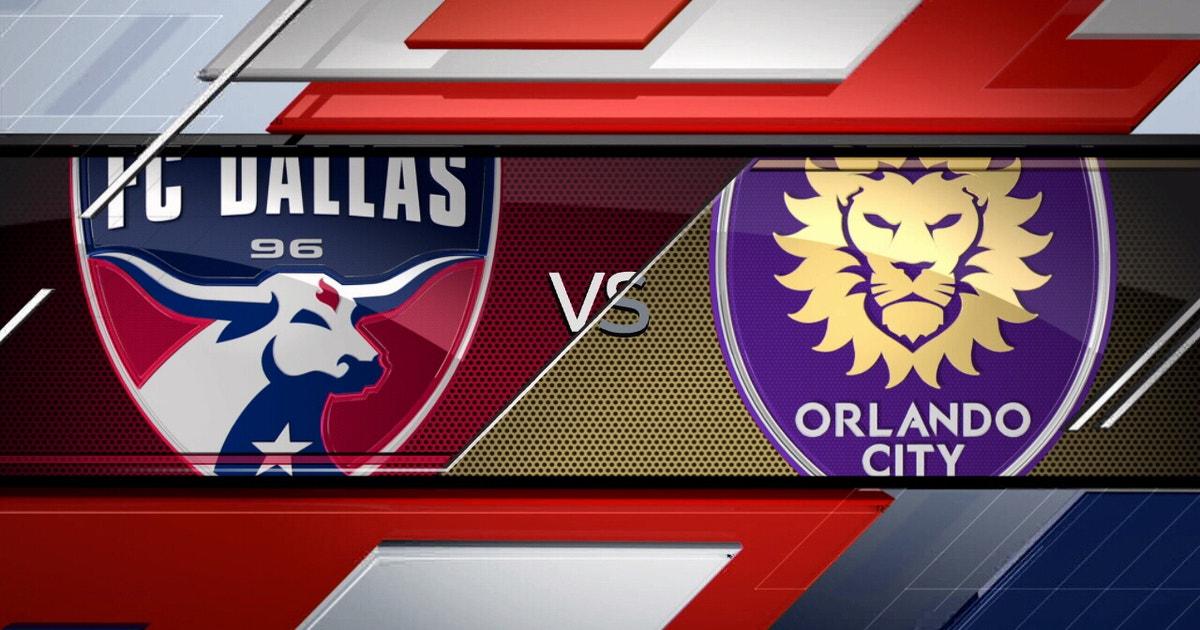 Fc Dallas Vs Orlando City Sc 2016 Mls Highlights Fox