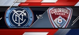 New York City FC vs. Colorado Rapids | 2016 MLS Highlights