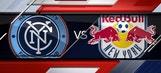 New York City FC vs. New York Red Bulls | 2016 MLS Highlights