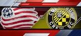 New England Revolution vs. Columbus Crew   2016 MLS Highlights
