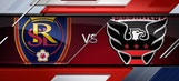 Real Salt Lake vs. DC United   2016 MLS Highlights