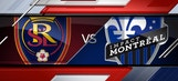 Real Salt Lake vs. Montreal Impact | 2016 MLS Highlights