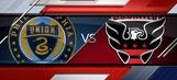 Philadelphia Union vs. DC United | 2016 MLS Highlights