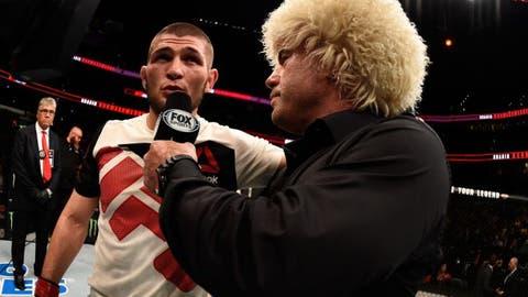 Khabib Nurmagomedov vs. Michael Johnson -- UFC 205