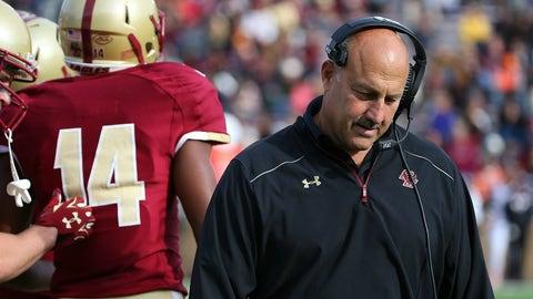 Steve Addazio, Boston College ($2,333,628)