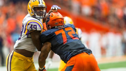 Syracuse at LSU (September 23rd)
