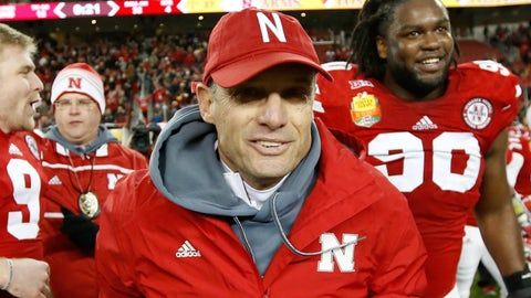 Mike Riley and Nebraska will become the pre-eminent team in the Big Ten West for years to come
