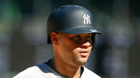 AL ROY: Gary Sanchez, New York Yankees