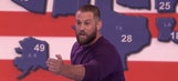 Eagles' Jon Dorenbos makes magic with footballs in latest 'America's Got Talent' trick