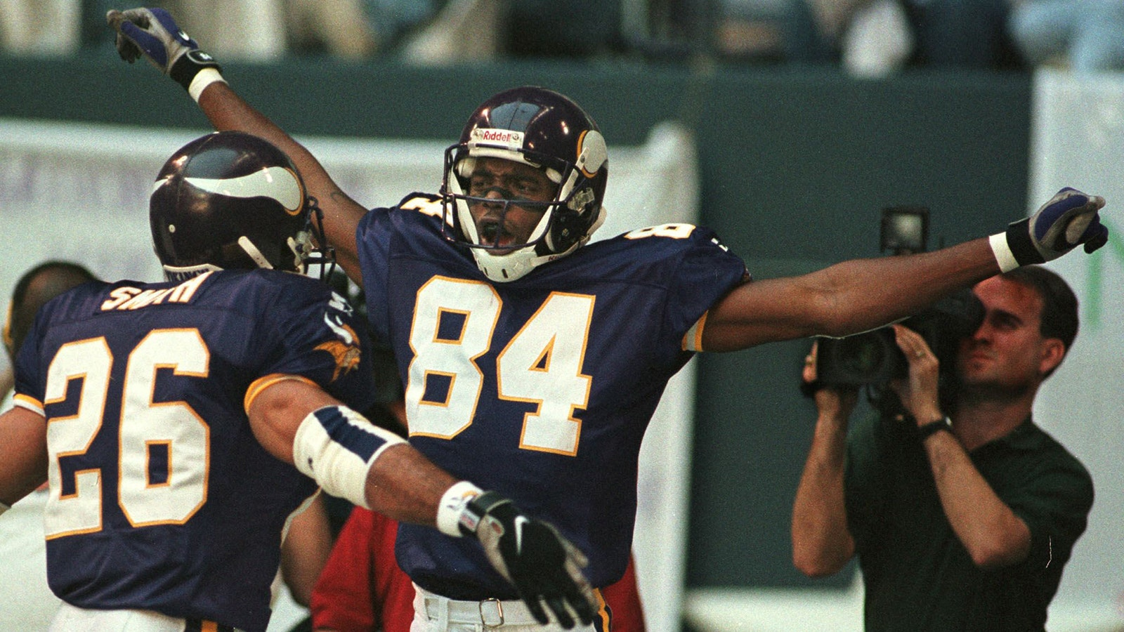 2060637f Vikings will induct Randy Moss into the team's Ring of Honor | FOX ...