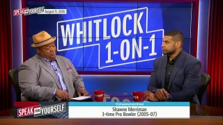 Whitlock 1-on-1: Shawne Merriman thinks Tim Tebow should do whatever he wants - 'Speak for Yourself'