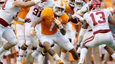 Jalen Hurd - RB - Tennessee
