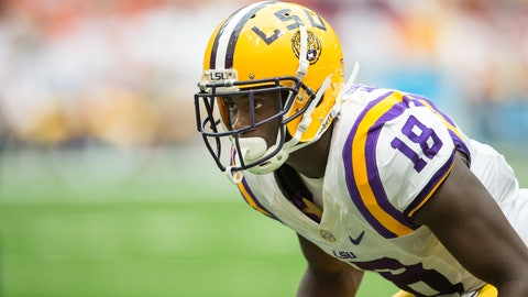 33. Cleveland Browns: Tre'Davious White, CB, LSU