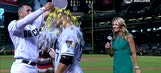 Castillo wins it for D-backs with walk-off walk