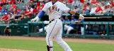 Carlos Gomez hits slam as Rangers rout Mariners