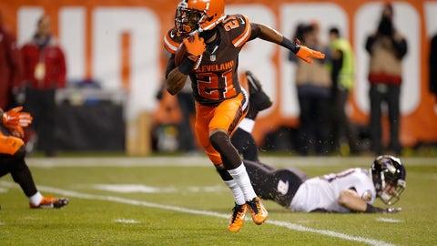 Justin Gilbert - CB - Cleveland Browns