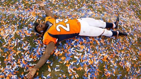 Ronnie Hillman - RB - Denver Broncos