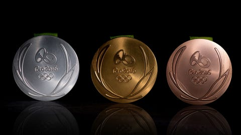 1. Olympic gold medal