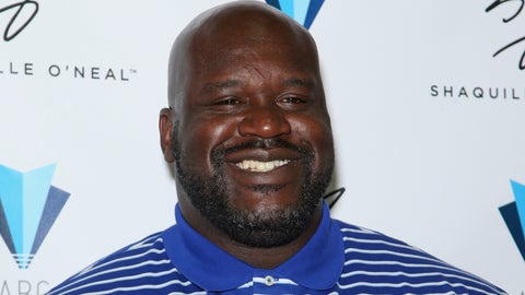 LSU: Shaquille O'Neal (Basketball Hall of Famer)