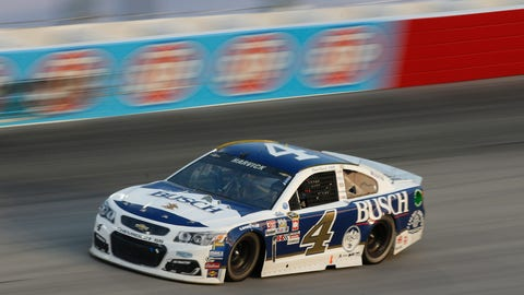 Kevin Harvick, Busch throwback