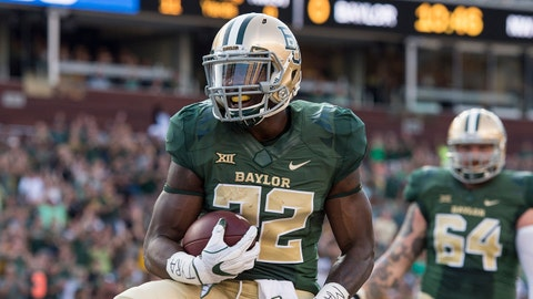 Cactus Bowl: Baylor vs. San Diego State