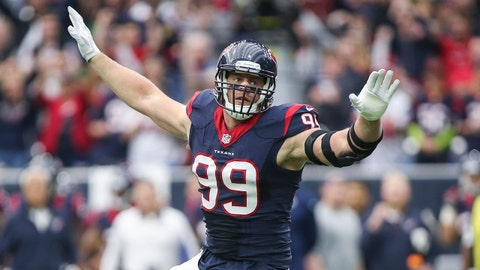 DE J.J. Watt (2011): All-Around Beast