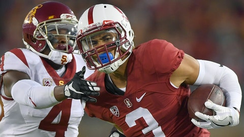 Michael Rector, WR, Stanford